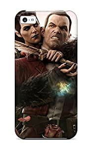 meilinF0007449149K74770165 Ultra Slim Fit Hard Case Cover Specially Made For iphone 5/5s- Dishonored The Brigmore WitchesmeilinF000
