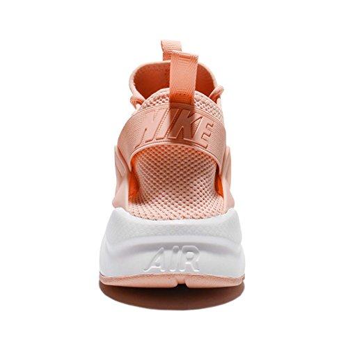 Nike Zapatillas Air Huarache Run Hultra BR Naranja/Naranja/Blanco Talla: 44