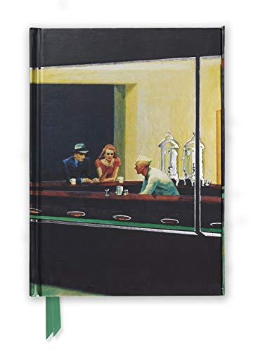 Edward Hopper: Nighthawks (Foiled Journal) (Flame Tree Notebooks)