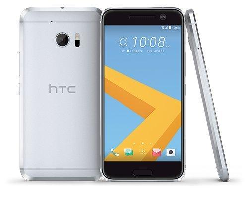 HTC 10 32GB Silver Verizon Wireless (Renewed) ()
