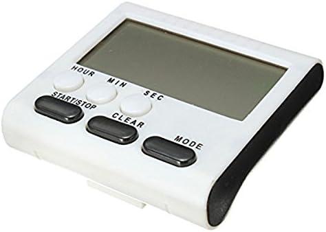 Soporte magnetico Funcion de Arriba y Abajo Negro Andifany Temporizador Digital//Temporizador de Cocina con Alarma Audible