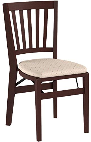 Stakmore School House Folding Chair Finish, Set of 2, Cherry by MECO (Image #4)
