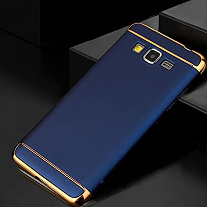 san francisco f11cd d7001 D-kandy 3 In 1 Electroplated Bumper PC Hard Back Cover Case For Samsung  Galaxy Grand Prime 4G