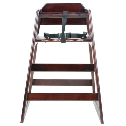 Exceptional Excellanteu0027 Wooden High Chair, Walnut (Packaging May Vary)