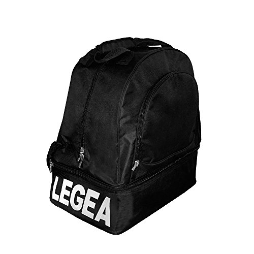 Nuoro Negro deporte de Negro Bolsa Legea n70xff