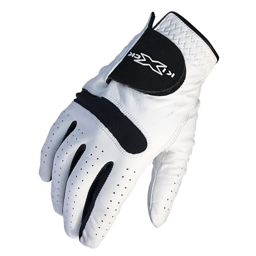 KICK-X GOLF Men's AccuGrip Glove, Right, Small