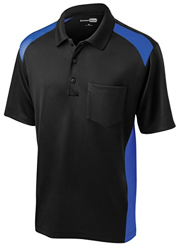 Cornerstone-Mens Wick Away Cleaning Polo Shirt