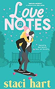 Love Notes: Inspired by Jane Austen's Sense & Sensibility (The Austens Series Book 4) (English