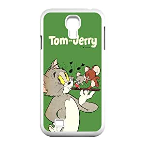 WJHSSB Tom & Jerry Phone Case For Samsung Galaxy S4 i9500 [Pattern-5]