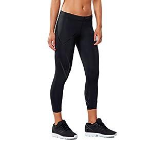 2XU Women's Core Compression 7/8 Tights, Black/Nero, Medium