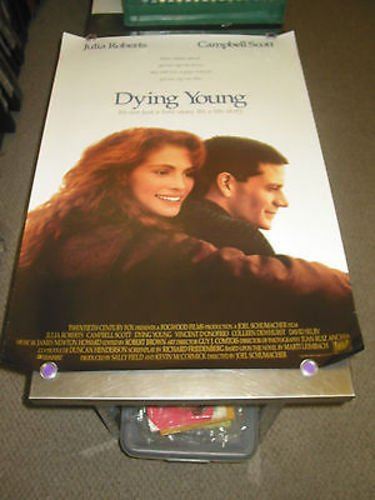 Dying Young Orig U S One Sheet Movie Poster Julia Roberts