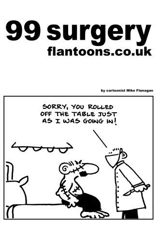99 surgery flantoons.co.uk (99 flantoons.co.uk Book 16)