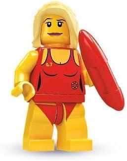 LEGO 8684 Minifigures - Figura Coleccionable: Vigilante de la ...