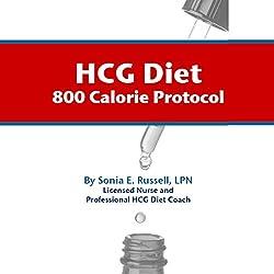 HCG Diet 800-Calorie Protocol