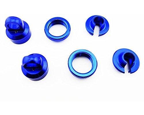 Garantía 100% de ajuste HOT-RACING YET15606 Aluminum 10mm 10mm 10mm Shock Upgrade Kit azul Yeti Wrai by Hot Racing  100% a estrenar con calidad original.
