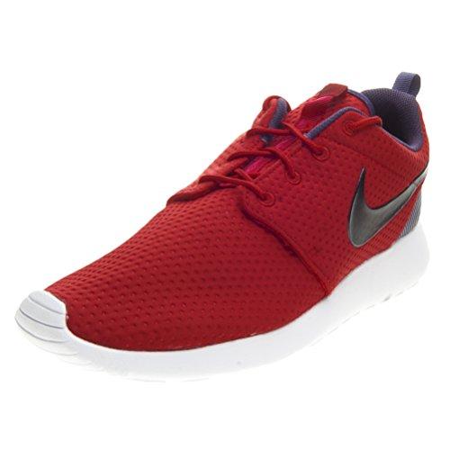 Nike 844687-600 - Zapatillas de deporte Hombre Rojo (Gym Red / White / Purple Dynasty / White)