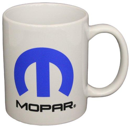 Genuine Mopar A69100042N White Coffee Cup