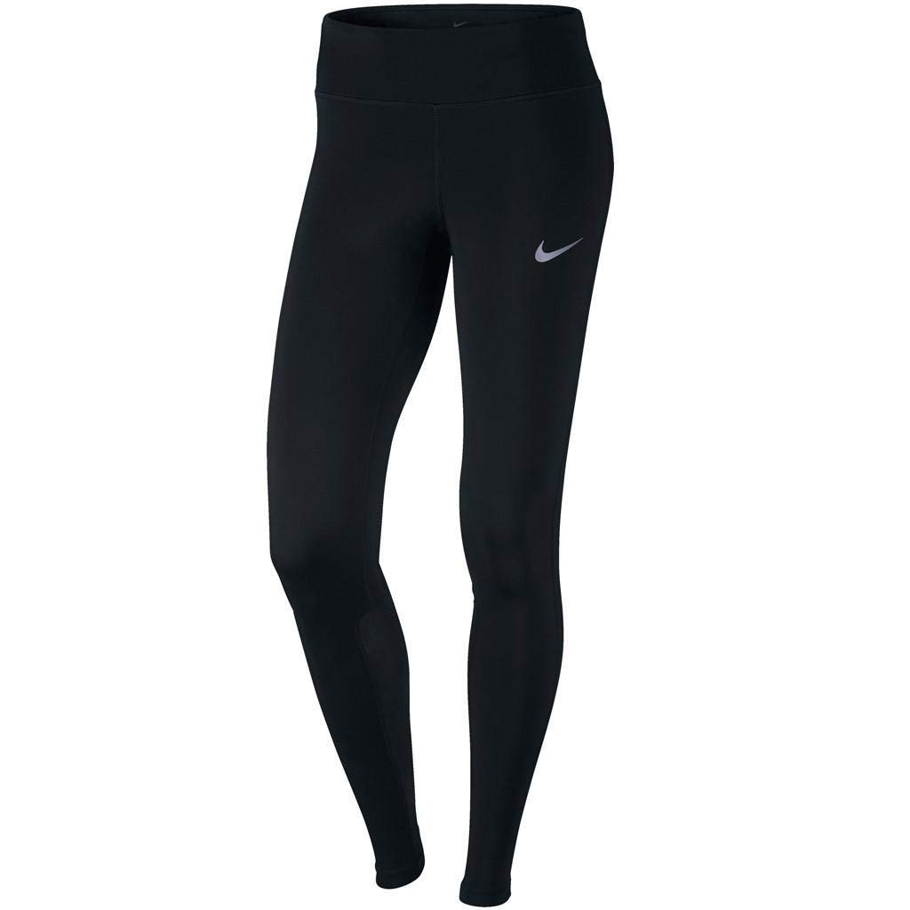 c2c2e1fdb1a7c7 Amazon.com: NIKE Power Epic Run Tights - Women's Leggings, Style:  938664-010 Black, Small: Clothing