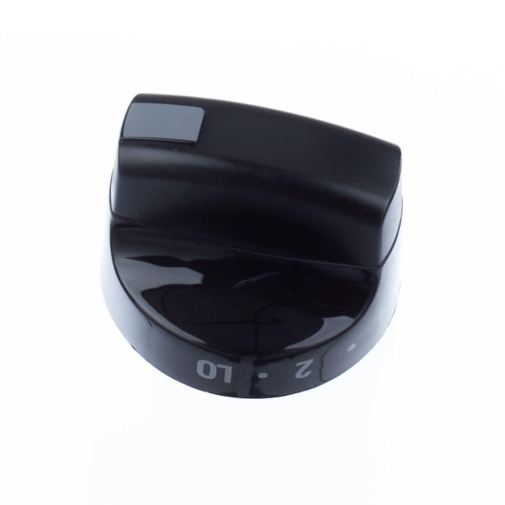Frigidaire 316218410 Range Surface Burner Knob Genuine Original Equipment Manufacturer (OEM) Part Black