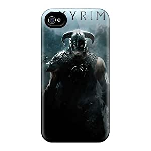 JohnPrimeauMaurice Iphone 6plus Best Hard Cell-phone Case Allow Personal Design Nice Skyrim Skin [PJN324kmjF]