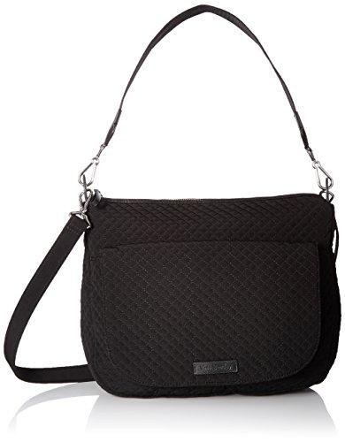 Vera Bradley Carson Shoulder Bag, Classic Black by Vera Bradley