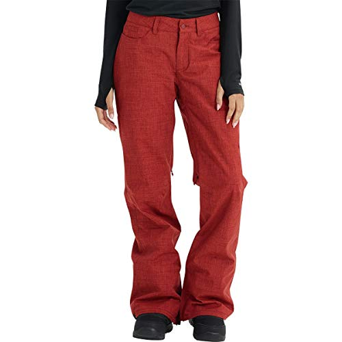 Burton Women's Fly Snow Pant, Sparrow Heather, Medium ()
