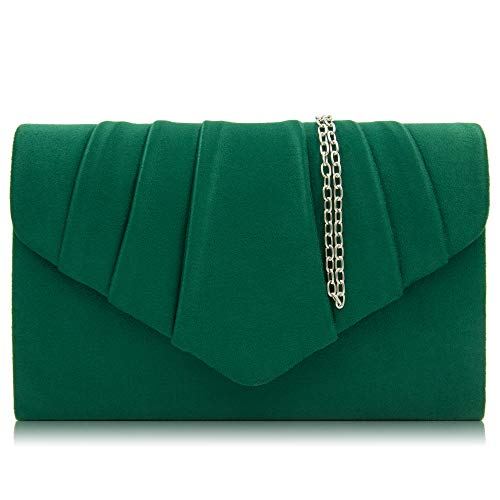 Best clutches for wedding emerald green velvet for 2020
