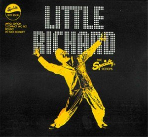 LITTLE RICHARD - The Specialty Sessions - Zortam Music