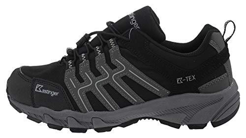 Black Kastinger II Wanderschuhe schwarz Trailrunner Sneaker nqwTq6axX