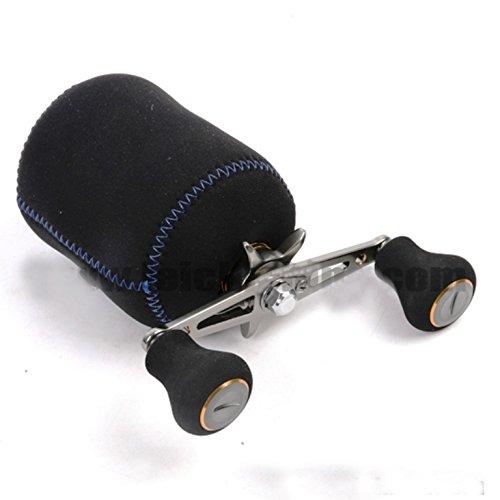 Baitcastingリールバッグ、ネオプレン、直径65 mm、最高品質   B01MECW0UE