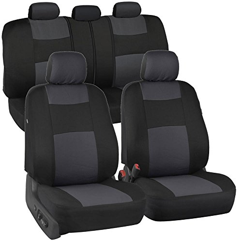 BDK Charcoal Covers Option Headrests product image