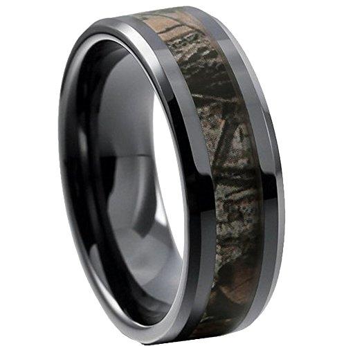 King Will Tungsten Carbide Camouflage