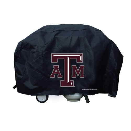 NCAA Texas A&M Aggies Deluxe Grill Cover (Aggies Barbecue A&m Texas)