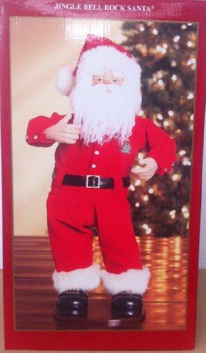 Jingle Bell Rock Santa