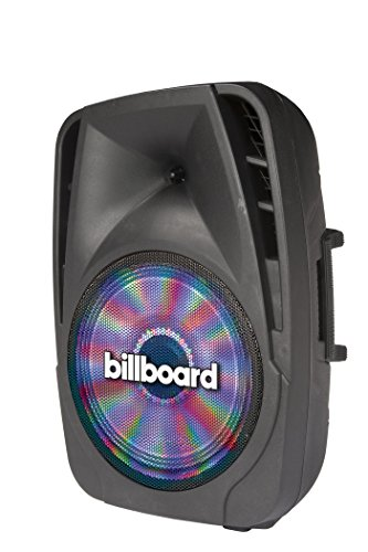 Billboard Power Party Wireless Bluetooth Portable Speaker – Black