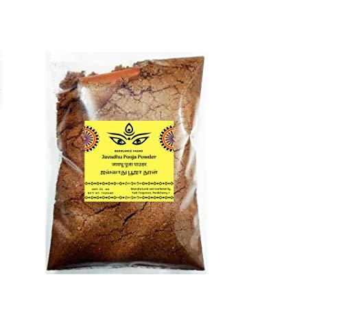 Redolence Vashu Javadhu Pooja Powder Herbal (Mould Inside) – Instant Natural Aroma Best for Pooja, Meditation, Festivals…
