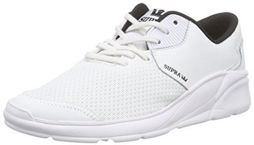 White Sneaker Supra Men's White Noiz Women's qS8OwaF