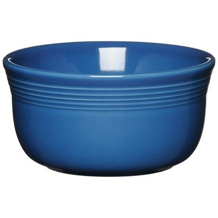 Fiestaware Gusto Bowl, 28 Ounce - Lapis Blue