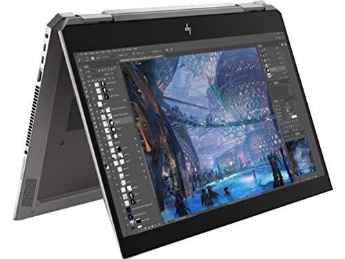 """HP ZBook Studio x360 G5 (Intel 8th Gen i7-8750H, 16GB RAM, 1TB Sata SSD, 15.6"""" FHD 1920x1080 Touch, Quadro P1000, ZBook Pen, Win 10 Pro)"""