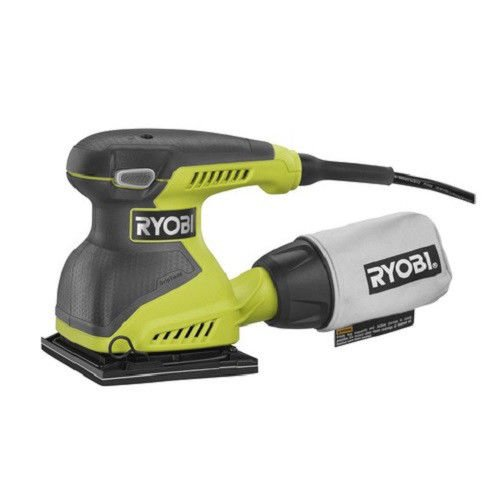 Ryobi ZRS652DGK 1 4 in.-Sheet Pad Sander Renewed