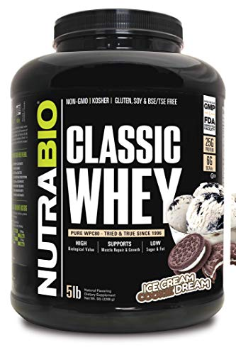 NutraBio Classic Whey Protein