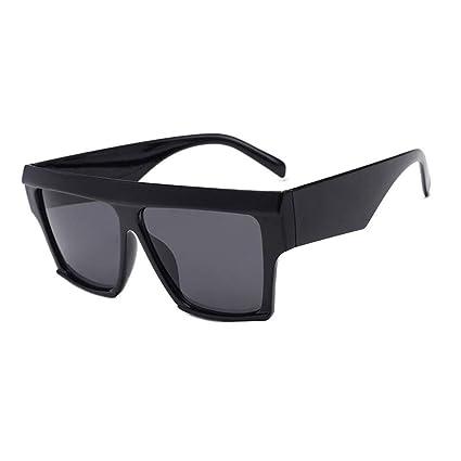 QDE Gafas de sol Gafas De Sol Extragrandes para Mujer Gafas ...