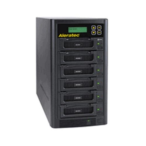 Aleratec Direct V2 1.5 HDD Copy Cruiser Hard Disk Drive Duplicator - Black by Aleratec (Image #1)