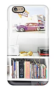 For Iphone 6 Fashion Design Purple Car Artwork In Boy8217s Bedroom Case-pVSXtMr2565jMKQd