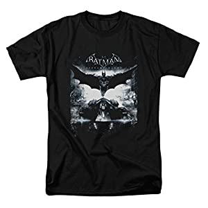 Trevco Batman Arkham Knight Forward Force Adult T-Shirt at Gotham City Store