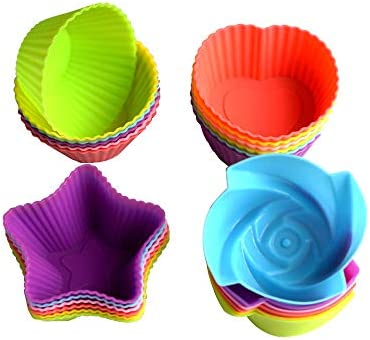 BFU Silicone Reusable Nonstick Colorful product image