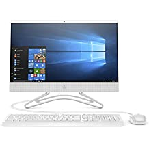 "2019 Newest Flagship HP 22 21.5"" Full HD IPS AIO All-in-One Business Desktop- Intel Quad-Core Pentium Silver J5005 Up to 2.8GHz DVDRW HDMI WLAN BT USB 3.1 Webcam Win 10- Upgrade up to 8GB DDR4 1TB SSD"