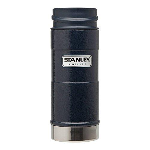 Stanley Classic One Hand 354ml Vacuum Mug One Size Hammertone Navy