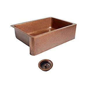 41GeZ9EEotL._SS300_ 75+ Best Copper Farmhouse Sinks For 2020