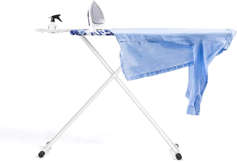 Z-Hawvii Z-W-DONG Hotel Ironing Table, Large Area Widening Ironing Board Indoor Foldable Ironing Support Ironing Shirt Skirt 140 * 38CM Ironing Boards (Color : A2) A2
